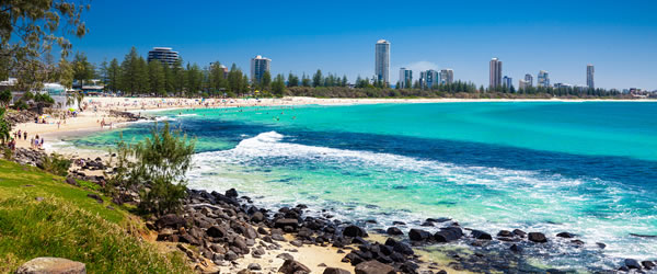 Gold Coast Private Southern Tour